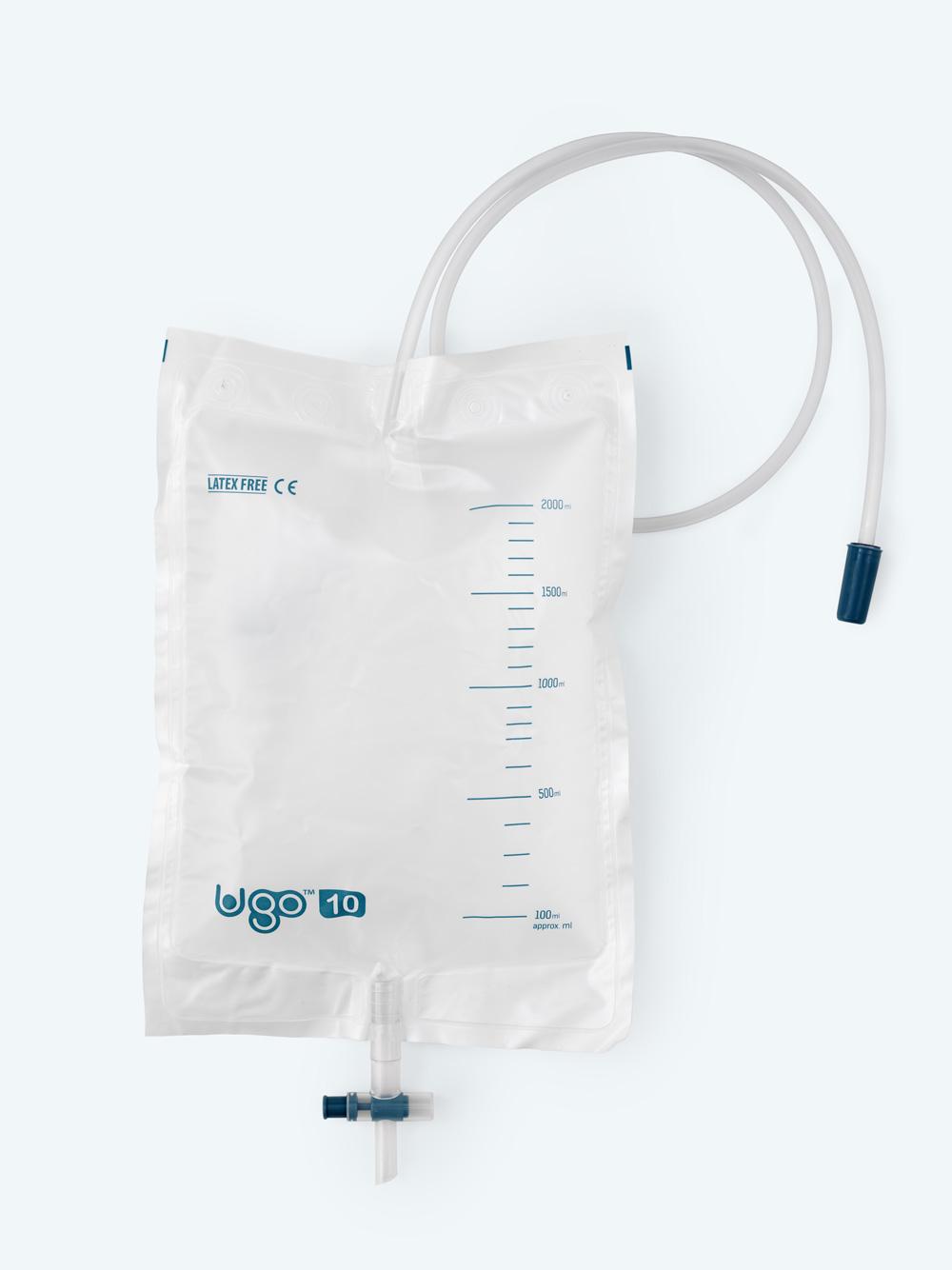 Ugo 2L Drainage Bags