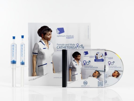 Catheterisation DVD and training brochure