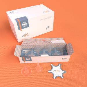 Box of urinary sheaths