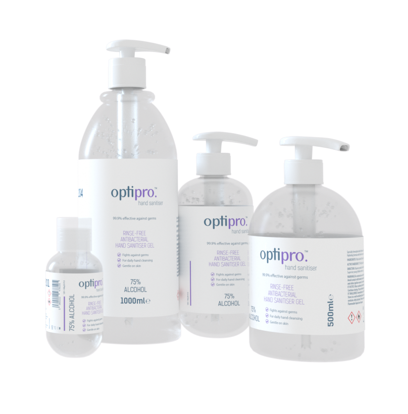 OptiPro Hand Sanitiser