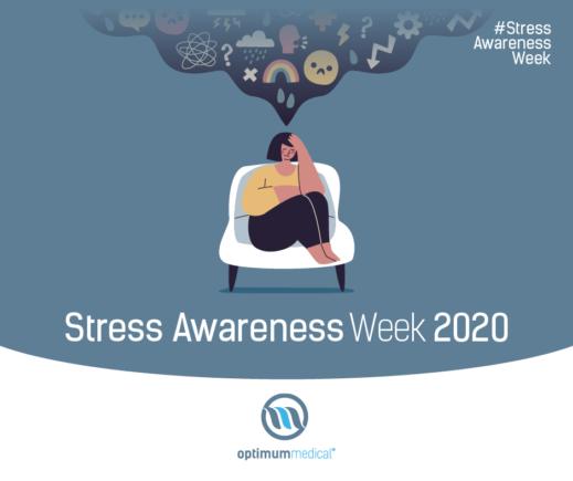 International Stress Awareness Week – Top Tips to Effectively Combat Stress