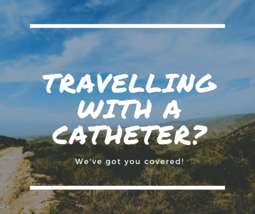 Travelling with a catheter? We've got you covered