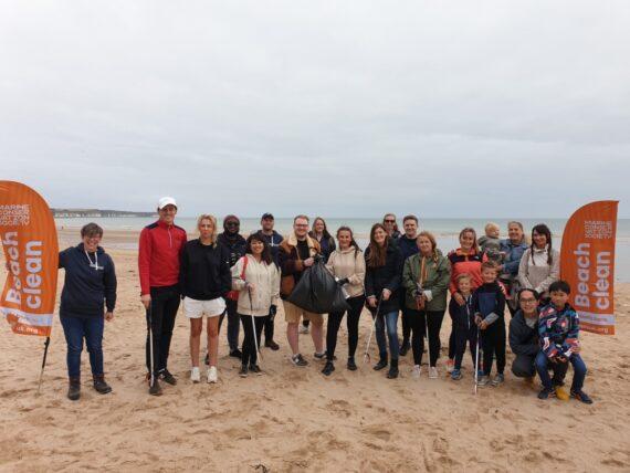 Beach Clean 2021